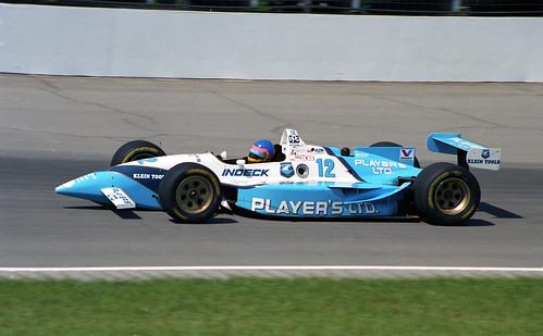 1994 jacques villeneuve indianapolis motor speedway for Indianapolis motor speedway com