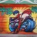 MARK BODE Mural - San Francisco, CA