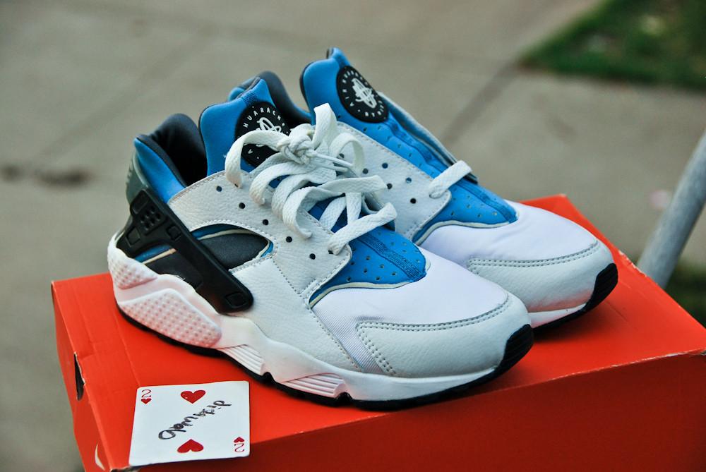 Nike Air Blue Shoes