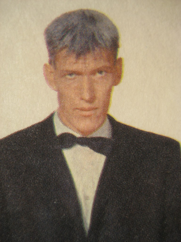 Lurch The Butler Addams Family 1965 Card Game 2790 Flickr