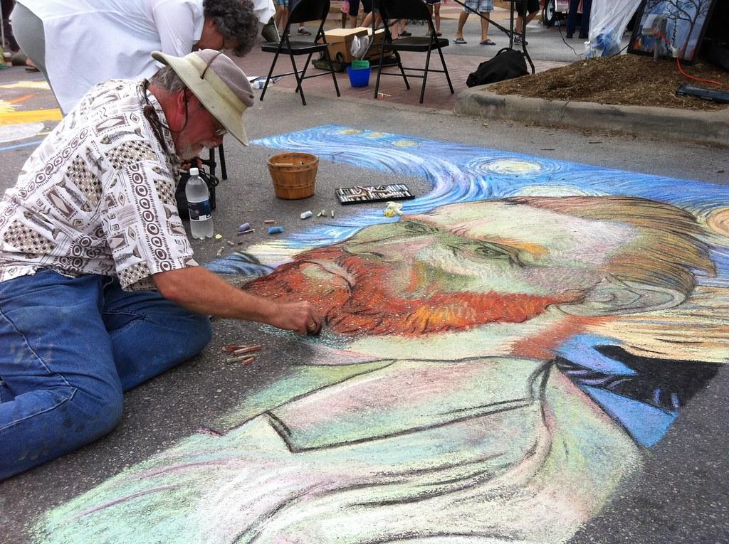 Van Gogh Chalk Paint