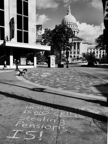 Occupy Madison, Day 8 | by Madison Guy