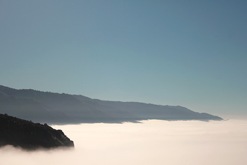 Big Sur fog | by Geninne