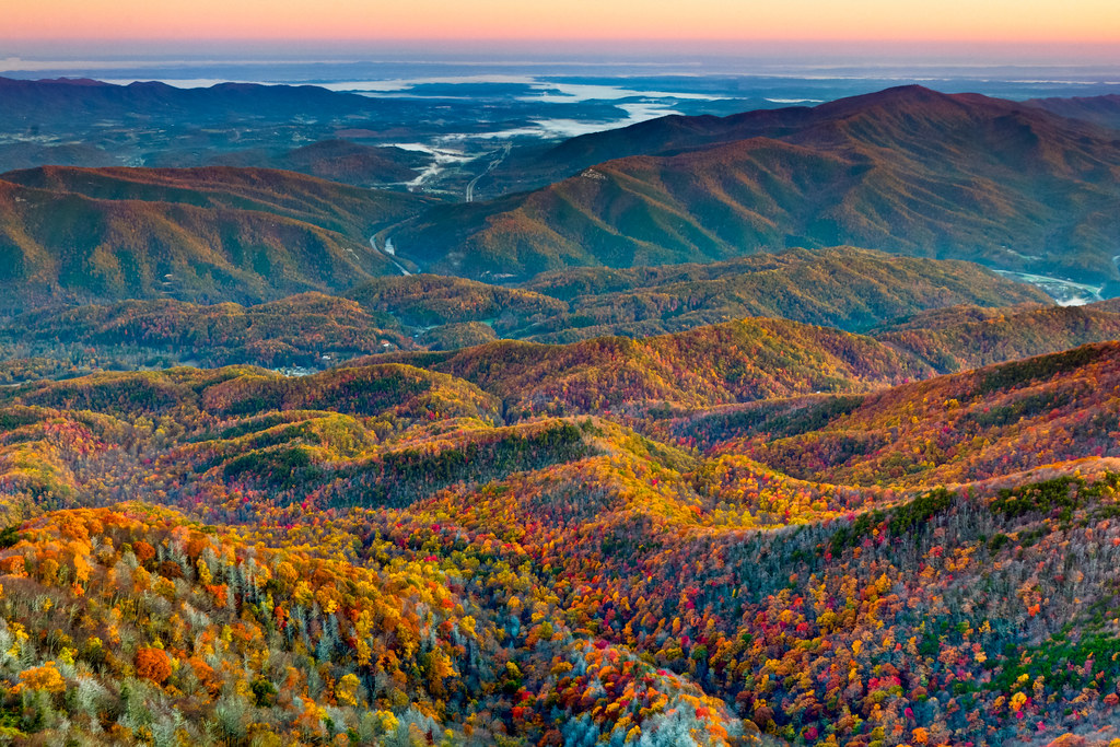 Extraordinary Beauty Of Great Smoky Mountains