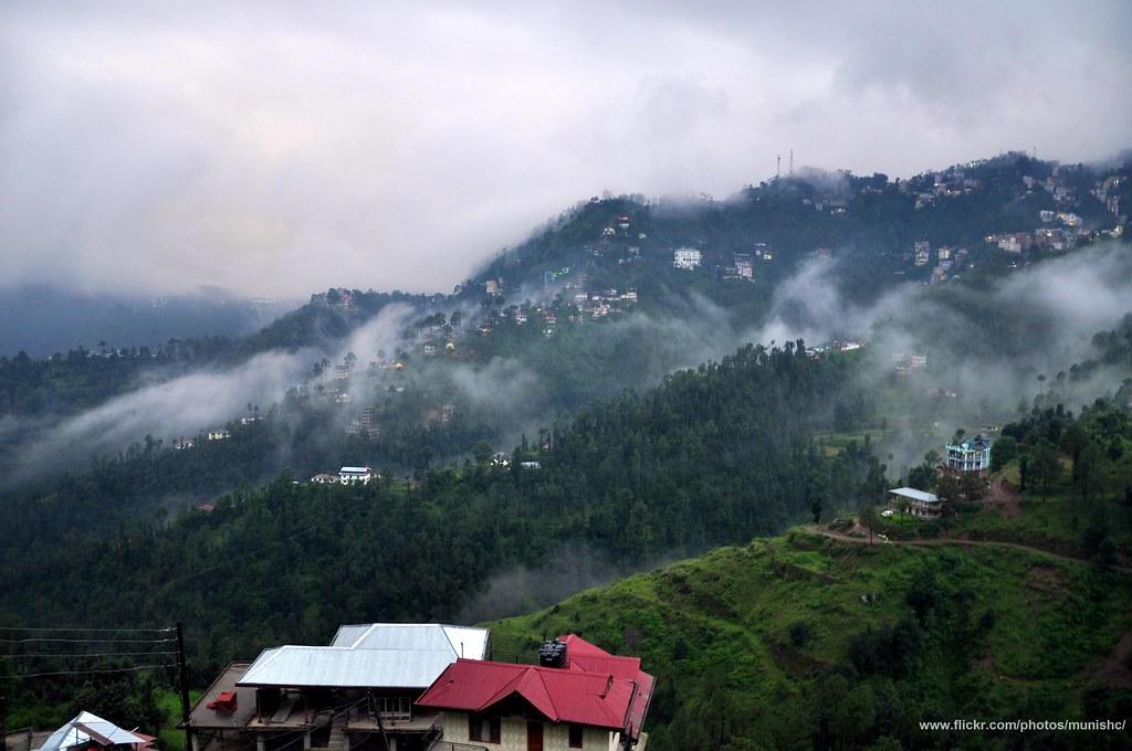 Hd Wall Of Humachal: The Beautiful Valley Shimla (Tooti Kandi), Himachal Prades