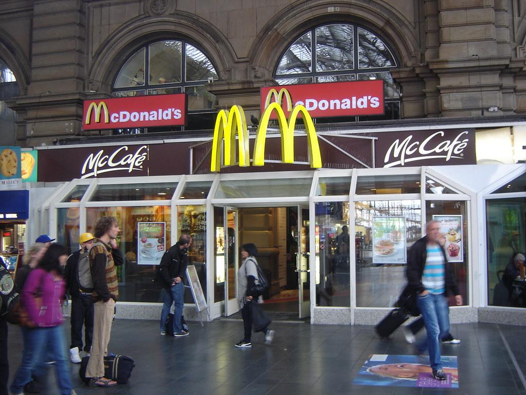 Frankfurt Mcdonalds