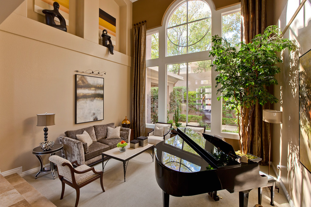 grand piano living room traditional living room las vegas it has been far 16166