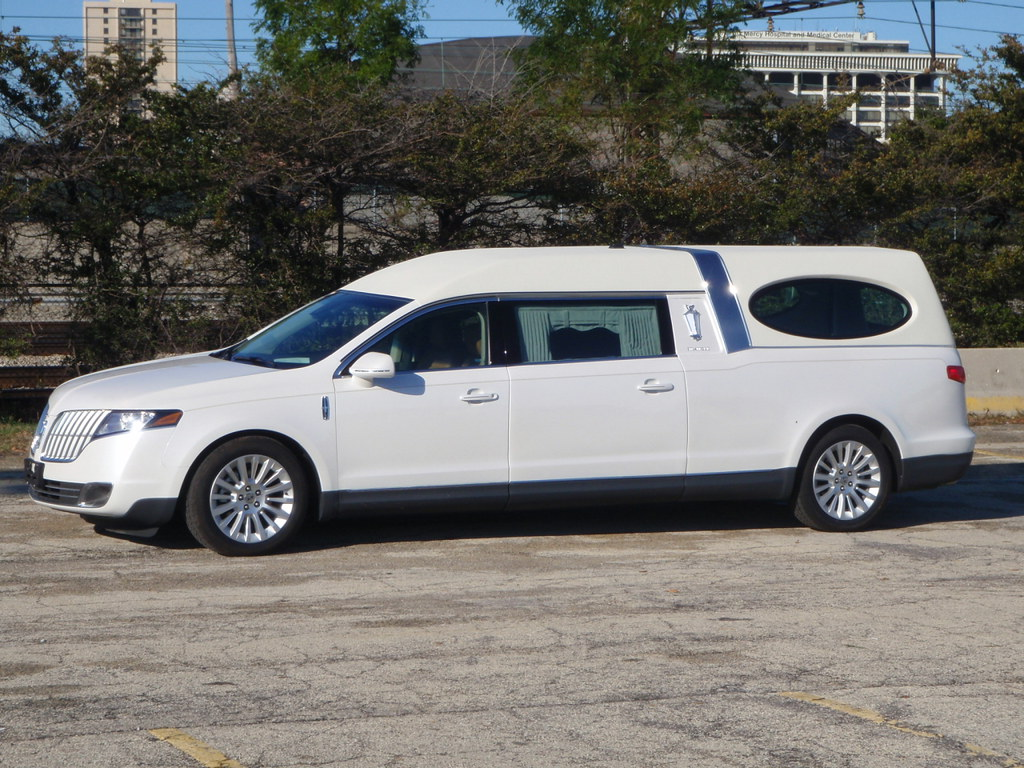 Lincoln Mkt Hearse Chassis 2012 Lincoln Mkt Coach