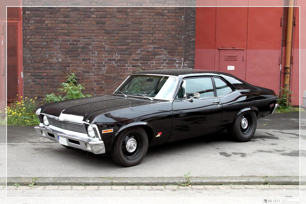 1971 Chevrolet Nova 01 Visit My Facebook Page