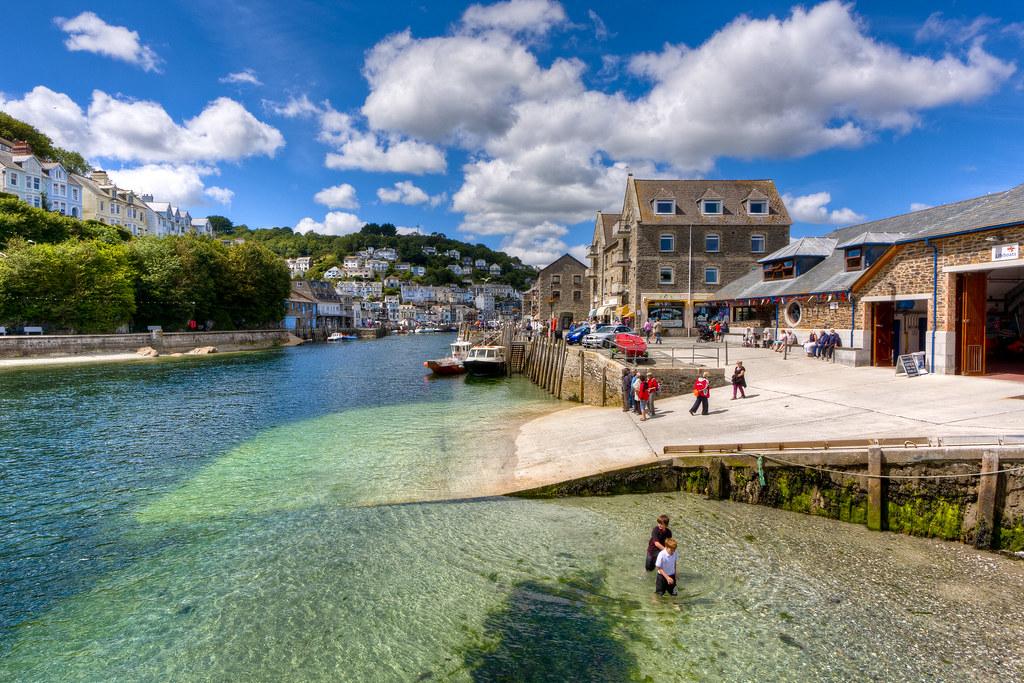 Looe Bay | Brian Robertson | Flickr  Looe Bay | Bria...