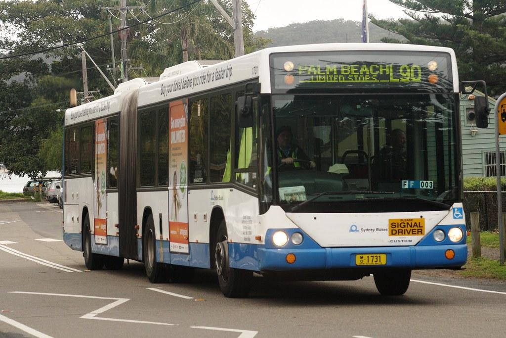 Sydney Buses 1731 Sydney Buses 1731 Volvo B12blea Euro