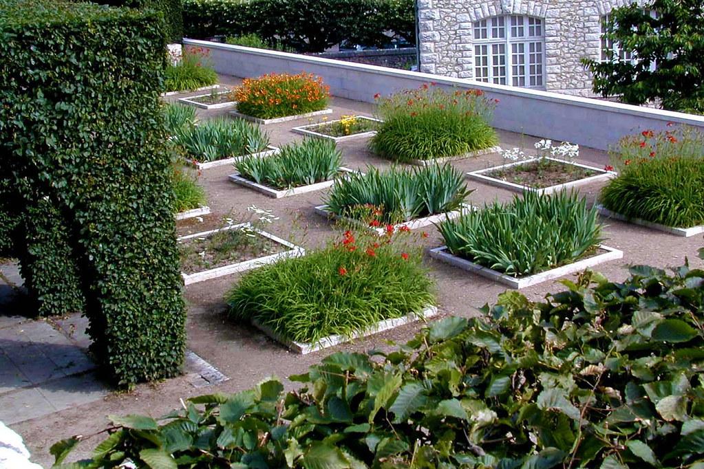 le jardin des simples et des fleurs royales de blois flickr. Black Bedroom Furniture Sets. Home Design Ideas