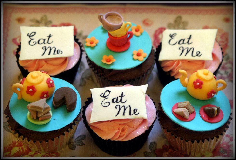 Cake Ideas For Mad Hatters Tea Party