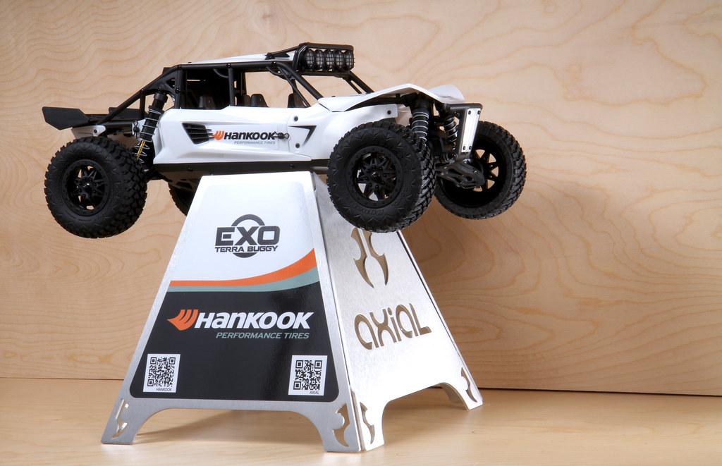 Axial Exo Tire : Axial exo hankook performance tires official