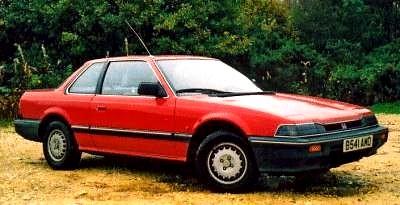 Car 3 1984 Honda Prelude 1 8 Ex Old School Japanese