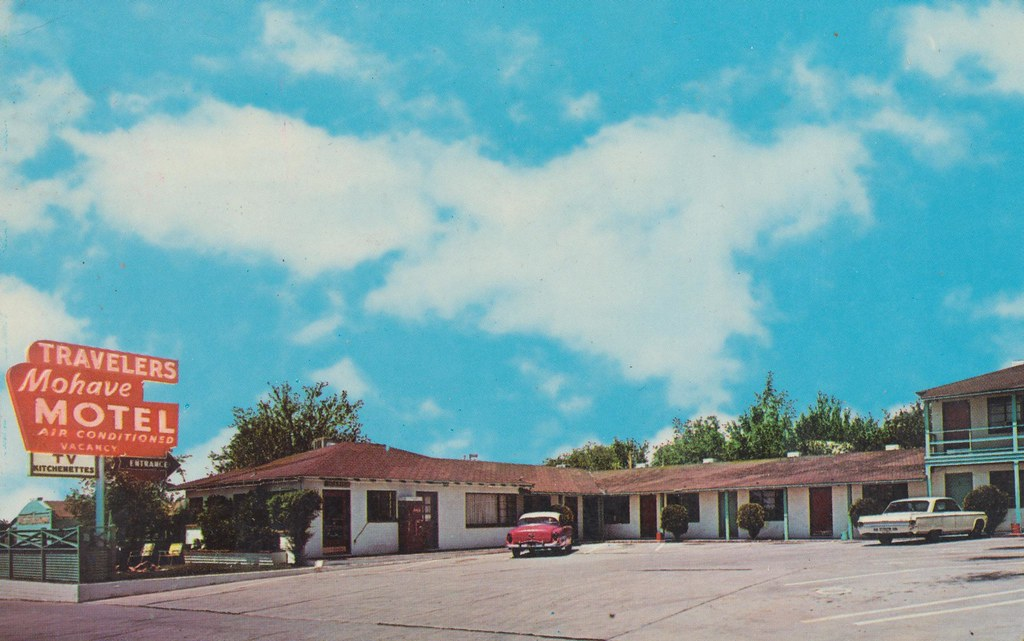 Mohave Motel - Boulder City, Nevada