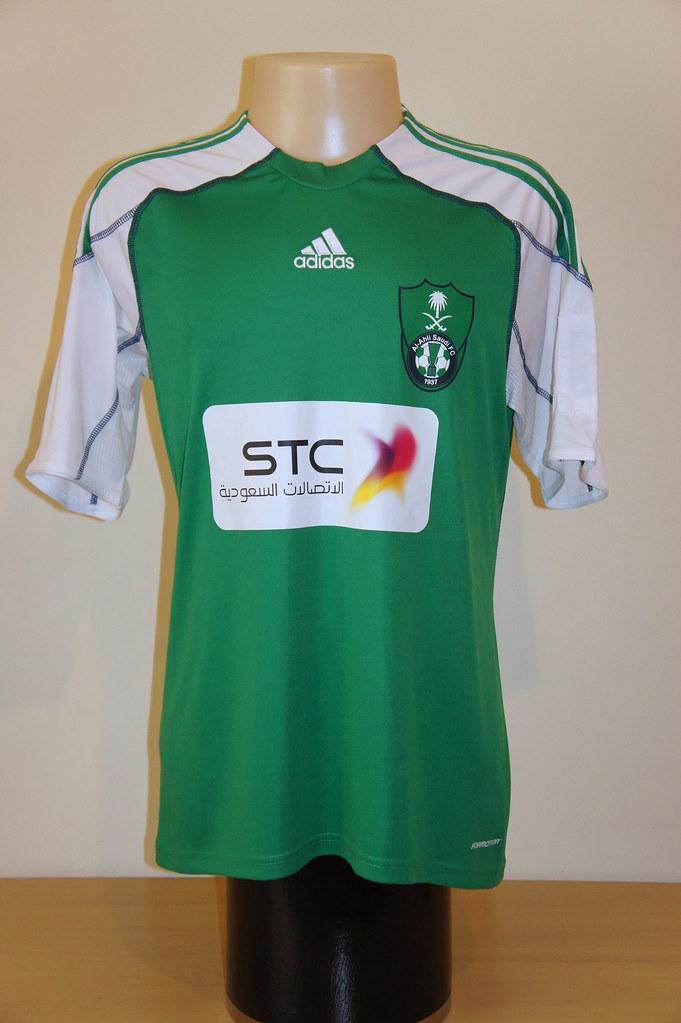 Al Ahli Saudi Football Club 2010 2011 Away Shirt Match Flickr