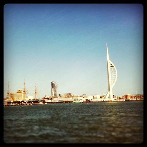 Portsmouth Harbour | by tombeynon