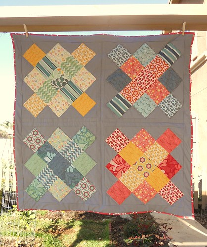 Granny's Salt Water Taffy Quilt | by fabricmutt