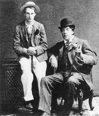 Oscar Wilde And Bosie Douglas My Favorite Historical