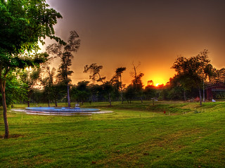Sunset (1) on F-6, Margalla Road - Islamabad - Pakistan | by Tabish Nayeemi - Thanx to all 112,000+ Viewers