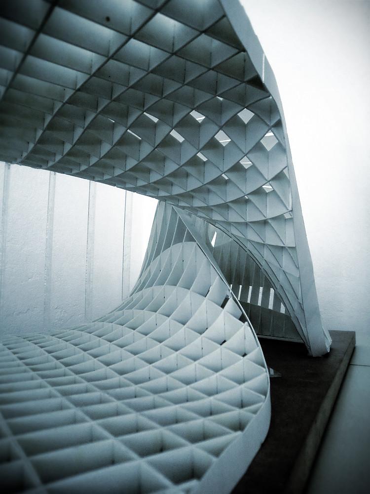 Paravilion Parametric Design Research On Offfff Flickr