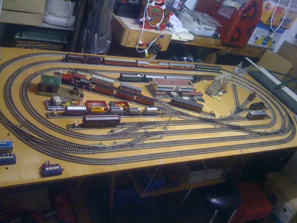 modelleisenbahn analog