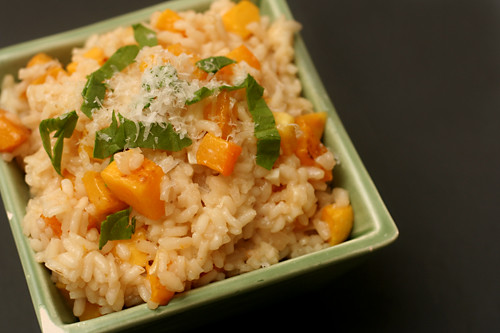 butternut squash risotto 6 | by crumblycookie