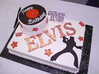 Elvis Birthday Cake Happy Birthday Maeve