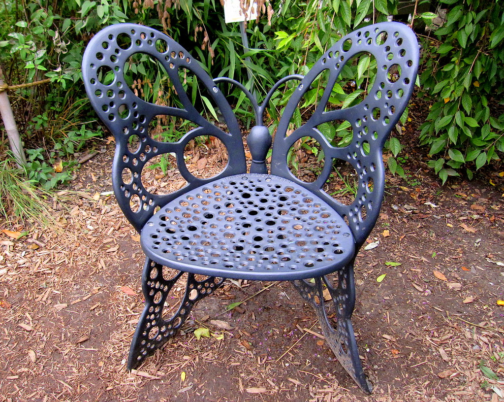 Butterfly metal chair - Metal Butterfly Chair By Dimaruss34 Metal Butterfly Chair By Dimaruss34