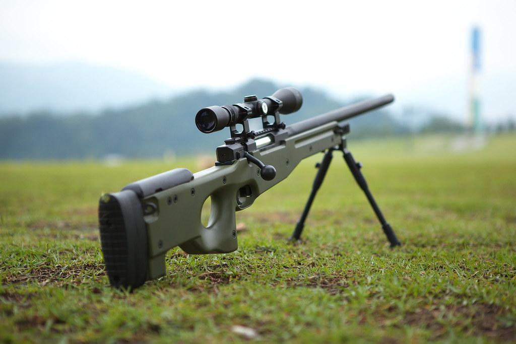 Where Well Be >> Well AWP 手拉狙擊槍 | Well AWP 手拉狙擊槍 | Yada Liao | Flickr