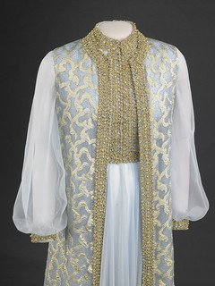 Rosalynn Carter's 1977 Inaugural Gown | by national museum of american history