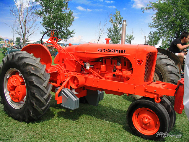 Allis Chalmers Wd45 : Allis chalmers wd thanks for looking comments always