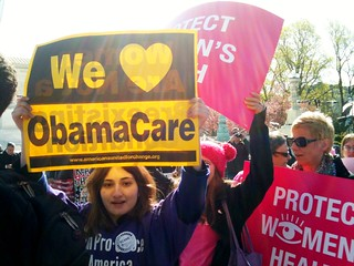 We Love Obamacare | by LaDawna's pics