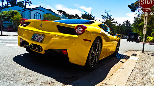 Giallo Modena | by Nathan Craig | Photography