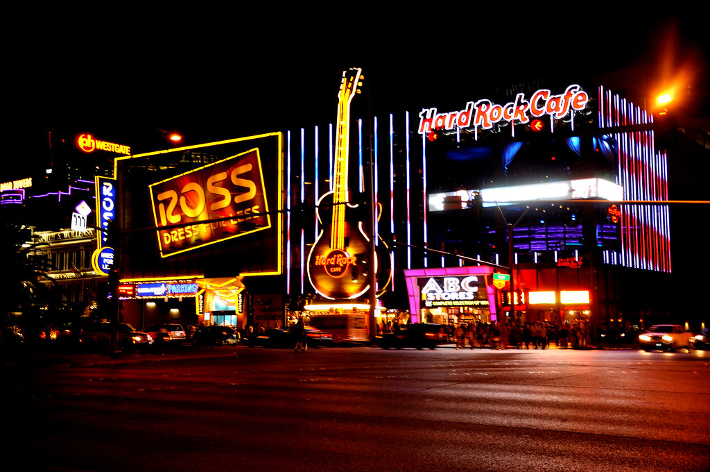Hard Rock Cafe Las Vegas Images