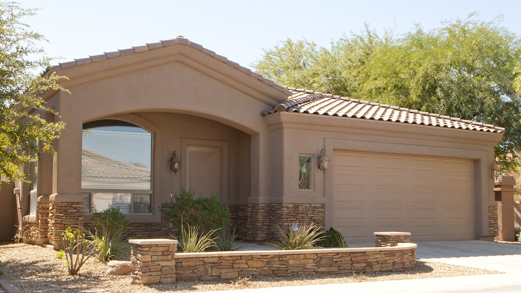Arizona home with 2 car garage with 3 bedrooms www for New homes with 3 car garage