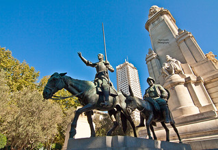 Monumento a Cervantes | by Vicentovich Photography