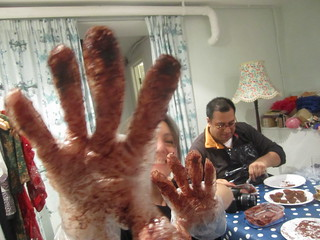 Chocolate Hands | by Great British Chefs