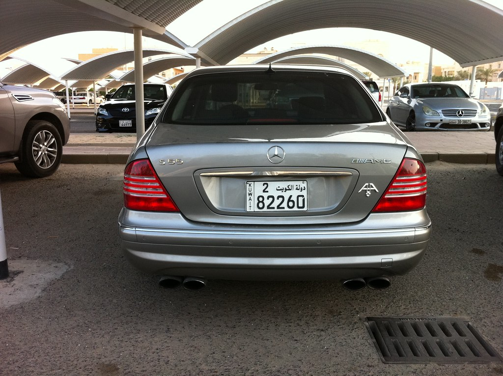 Mercedes-Benz S55 AMG W220 2004 | Rate this photo: 1 2 3 4 ...