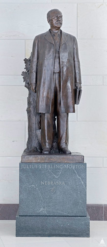 Julius Sterling Morton | by USCapitol