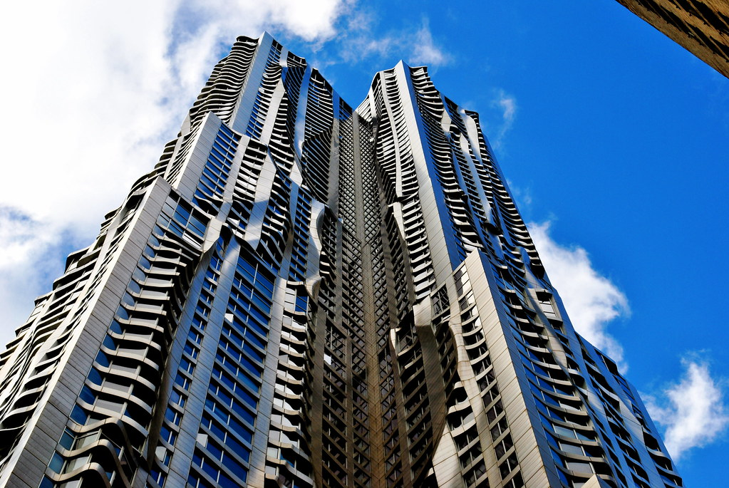 8 Spruce Street Skyscraper | N...