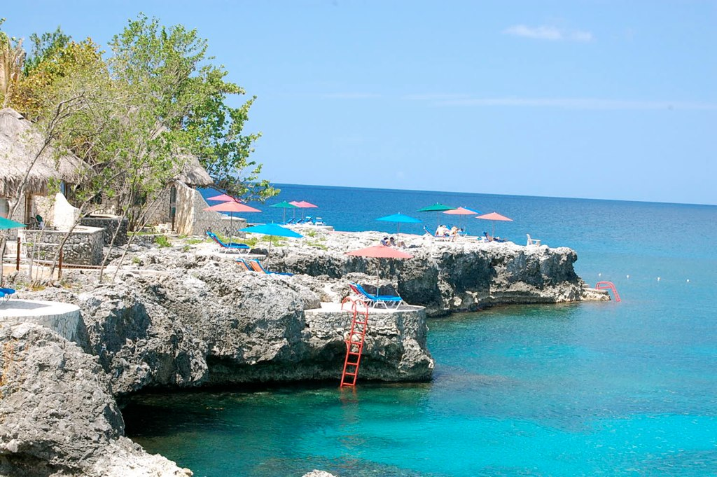 Hotels In Negril Jamaica On  Mile Beach