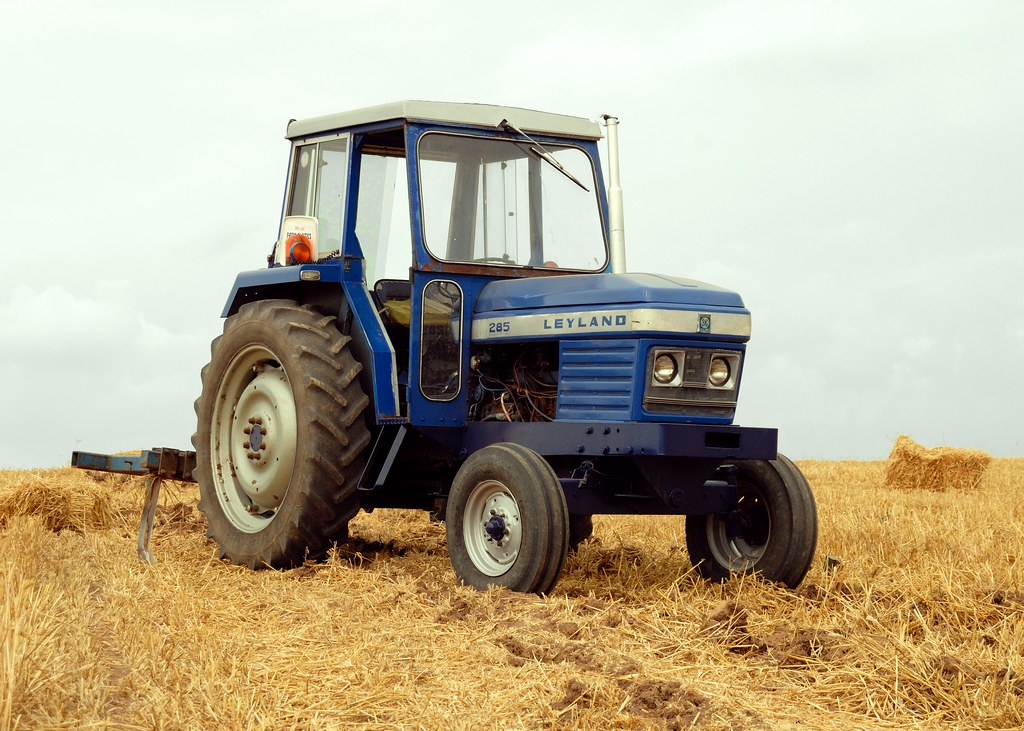Produced at Dagenham, England (First tractor off the line in each year shown).