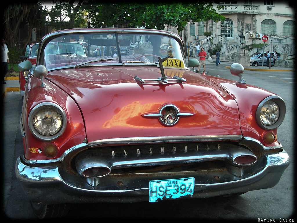 Autos antiguos en la Habana / Old School Cars in Havana | Flickr