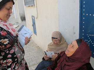 21.10.2011 - Tunisia Elections- Summer University Graduates | by United Nations Development Programme