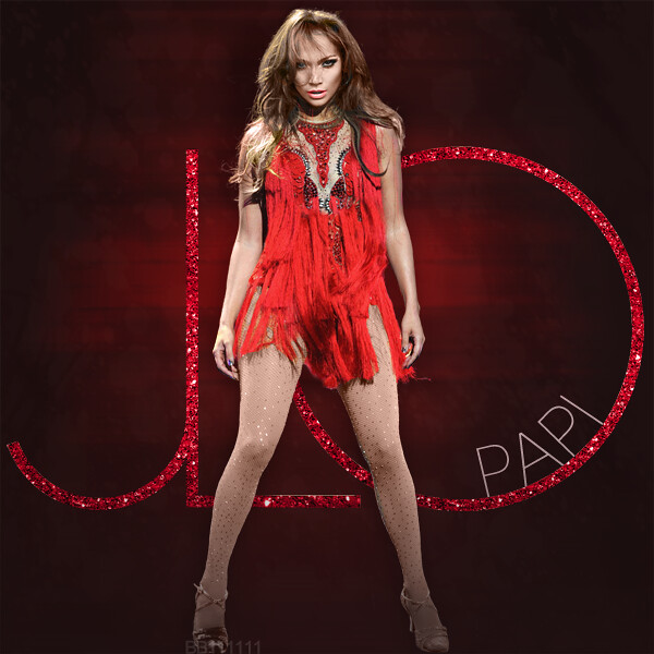 Jennifer Lopez - Papi (Red Version) | manipulation made ... Jennifer Lopez