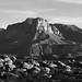 El Capitan - Large Format 4x5 Film.  Guadalupe Mountains National Park Texas