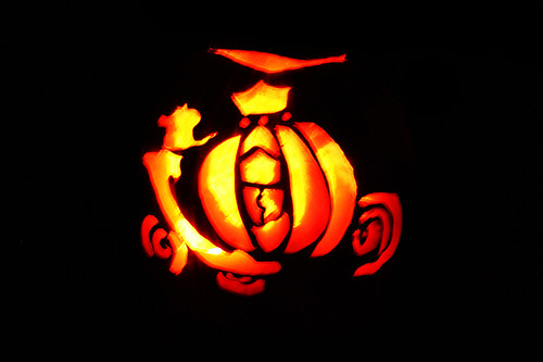 Cinderella Carriage Pumpkin Stencil 6301452670 9e92c36530 jpgCinderella Pumpkin Stencil
