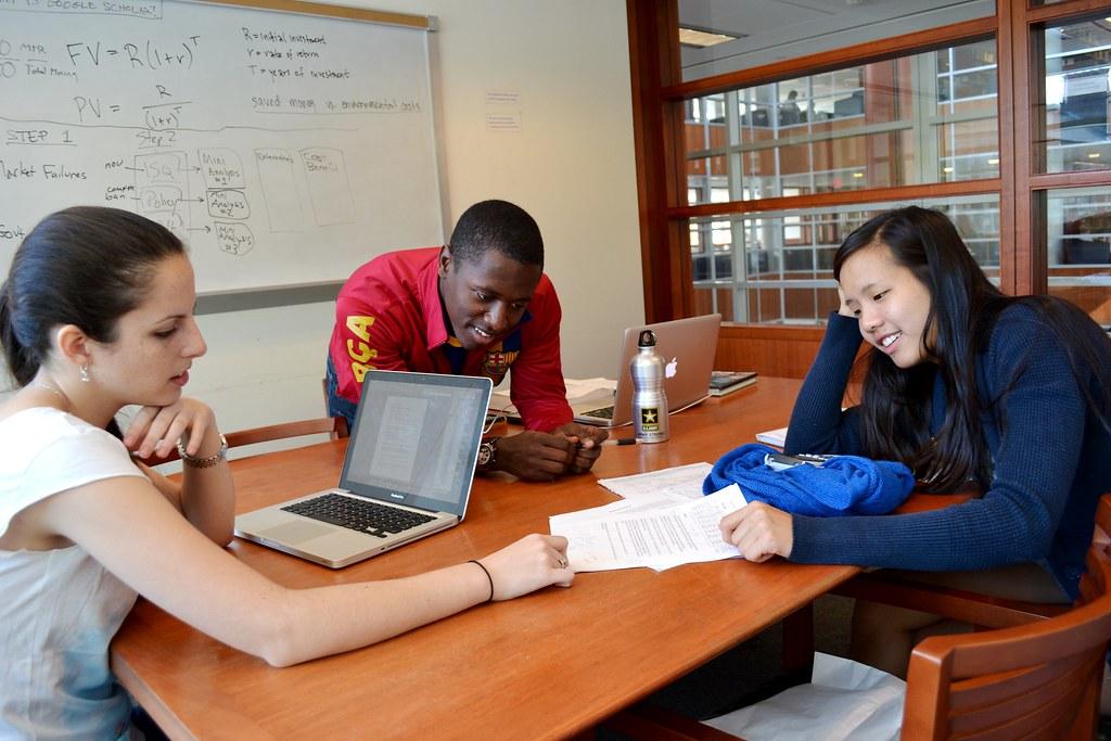 Radicati group study area